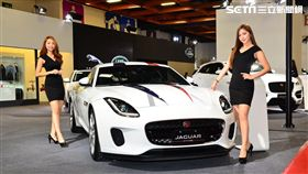 Jaguar F-TYPE。(圖/鍾釗榛攝影)