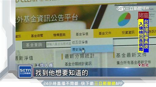 集保結算所,平台,台北,基金