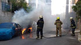 縱火燒汽車1200