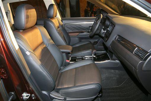 Mitsubishi Outlander(圖/車訊網)
