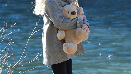 熊寶寶、熊娃娃圖翻攝自pixabay