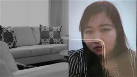 馬來西亞,裸體,越南,謀殺,熟人,刀傷,客廳,沙發 組合圖/翻攝自馬來西亞中國報、pixabay https://goo.gl/qusJhi http://www.chinapress.com.my/?p=1457943