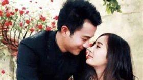 楊冪跟劉愷威,離婚聲明。(翻攝微博)