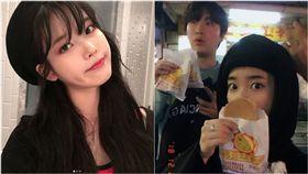 IU,演唱會,紅豆餅,光華商場(圖/翻攝自IU IG)