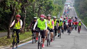 ▲雙灣自行車道浪漫騎遊。(圖/中華民國自行車騎士協會提供)