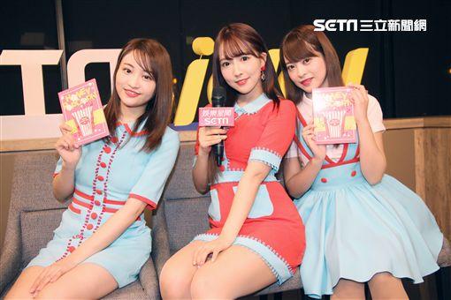 偶像女團Honey Popcorn大方送出簽名限量韓文版CD