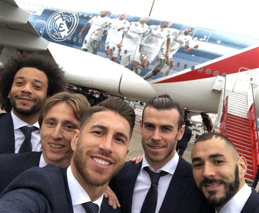 航空迷,航空,皇家馬德里,阿聯酋航空,A380,彩繪機