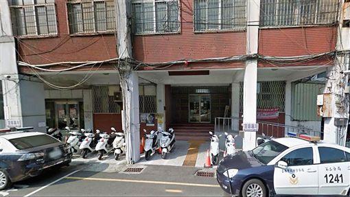 台南市二分局海安派出所外觀(翻攝Google Map)