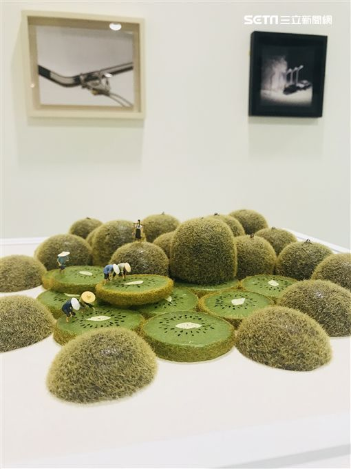 田中達也,微型展2.0,迴轉壽司,珍珠奶茶,寬宏藝術