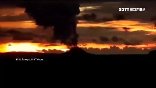 印尼火山噴發引海嘯! 逾53死 傳8台人傷
