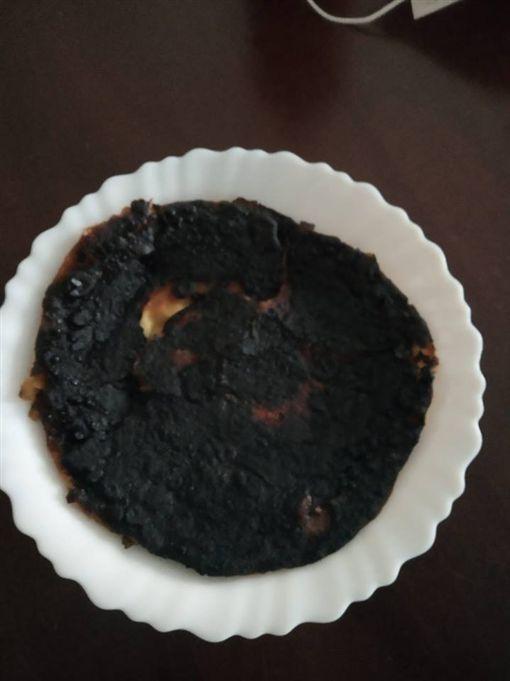 蔥油餅,暗黑料理,圖/翻攝自爆廢公社公開版