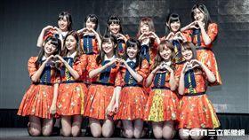 AKB48 Team TP的首張EP,將在聖誕節全面發行。(圖/喜歡音樂提供)