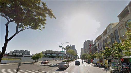 台南市永華路二段路口(翻攝Google Map)