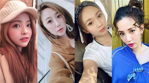 徐凱希、蔡允潔、張文綺、張艾亞/翻攝自臉書