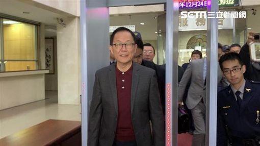 丁守中,國民黨,台北市長,選舉無效,北院。潘千詩攝影