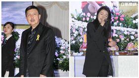 余天、阿娥 合成圖/記者邱榮吉攝影