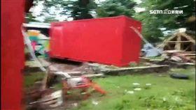 台中豐原婦人赴印尼探親遇海嘯