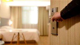 房間,房門,開門,關門(示意圖/翻攝自pixabay
