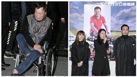 安迪告別式、阿娥、林吟蔚、林志融、阿吉仔 圖/記者邱榮吉、李依純攝影