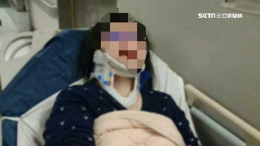 越女酒駕撞飛單親母 3歲子哭「快救我媽」