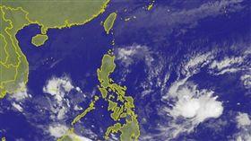 熱帶性低氣壓恐生成帕布颱風/氣象局
