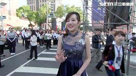 韓冰旗袍,三立新聞