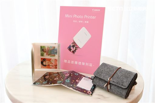 跨年,行動列印,Canon,Canon Mini Photo Printer,迷你相片印表機,PV-123