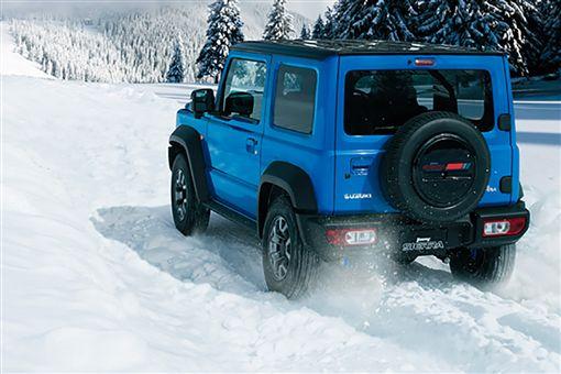 Suzuki Jimny(圖/翻攝網路)