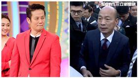 徐乃麟、韓國瑜 合成圖/華視提供、資料照
