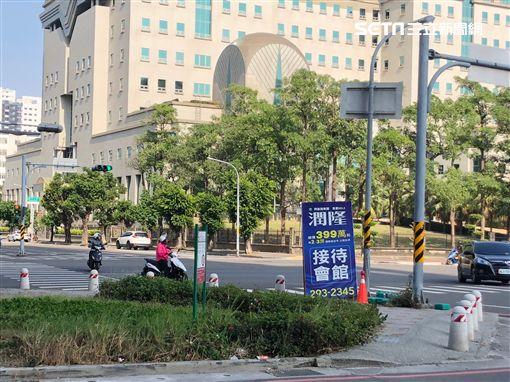 台南,房市,鳥瞰。(圖/記者蔡佩蓉攝影)