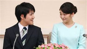 (圖/翻攝自推特)日本,真子公主,小室圭,駙馬,親王