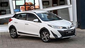 Toyota Yaris Crossover(圖/翻攝網路)
