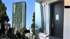 平安夜,聖誕節,雪梨,澳洲,大樓,結構,倒塌,斷裂,封鎖,疏散,居民,