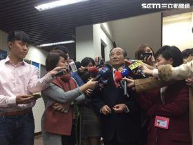 ▲前立法院長、國民黨立委王金平。(圖/記者林仕祥攝)