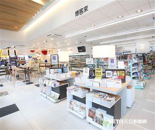 小七,便利商店,7-ELEVEN,複合店,超商。(圖/記者馮珮汶攝)