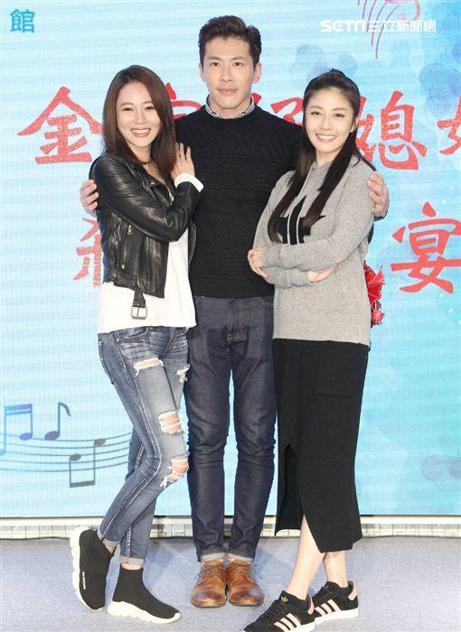 高宇蓁、黃少祺、韓瑜圖/記者邱榮吉攝影