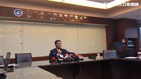 台灣國際觀光救援服務協會理事長,許高慶,/記者蕭筠攝影