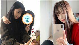 火辣姊生了二寶仍有「少女嫩肌」 網爆她妹是大勢女團成員 圖/翻攝自IG