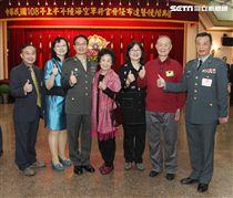 108年上半年海軍陸戰隊政戰主任馮國維將官晉任。(記者邱榮吉/攝影)