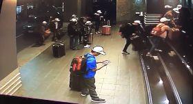 越南旅行團來台 入住飯店後集體失蹤