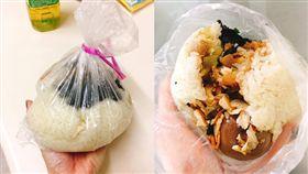 飯糰,便當,佛心,早餐,美食(圖/爆怨公社)