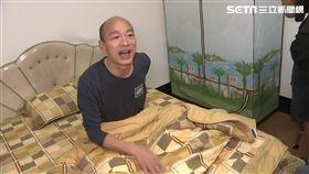 韓國瑜25日就職晚睡果菜市長,三立新聞