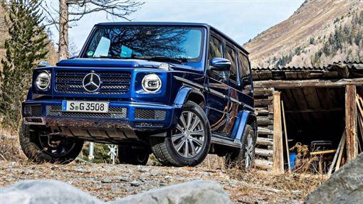 Mercedes-Benz G350d(圖/翻攝網路)