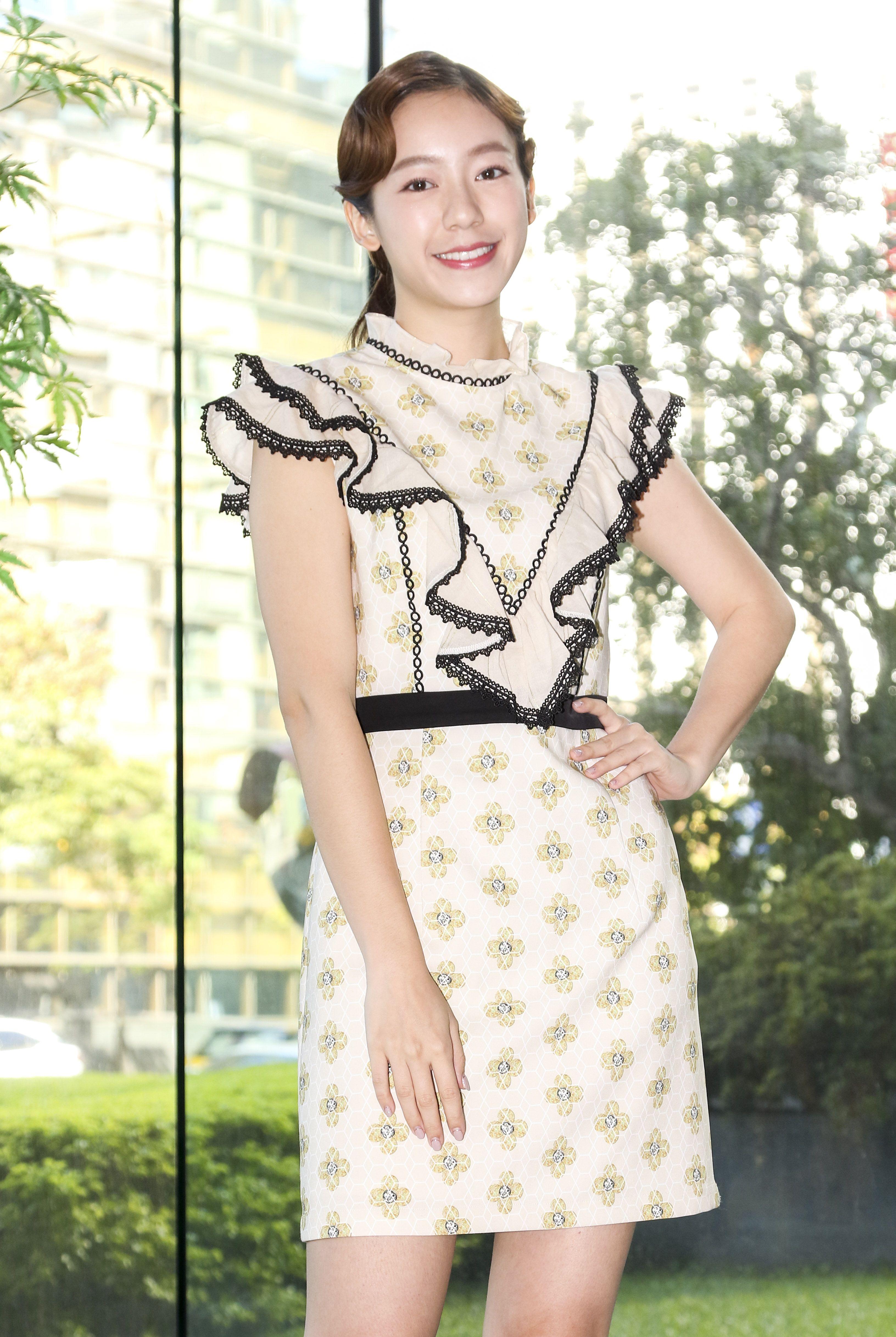 三立新八點華劇「必勝大丈夫」前世情人真心話記者會,陳天仁。(記者林士傑/攝影)