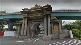 (圖/翻攝自Google Map)警專,流感,隔離假