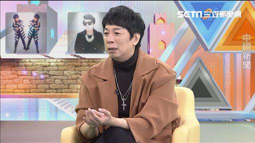 曹西平上中視《改變的起點》圖/中視提供