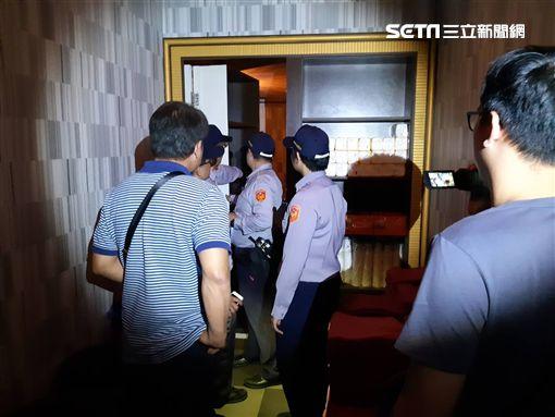 脫逃越南客爆藏身「魚翅樓」?警調查發現:可能性不高翻攝畫面