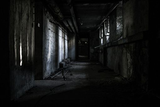 陰宅、女鬼/pixabay