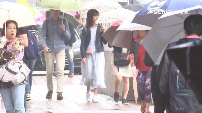 三立準氣象1018/沙德爾颱風恐生成!下週雨彈續炸北台