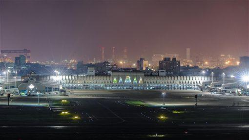 韓國瑜,高雄,屏東,機場,小港 圖/翻攝自高雄國際機場臉書